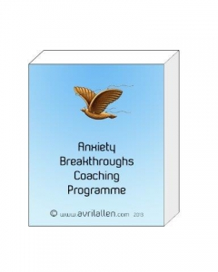 Anxiety Breakthroughs coaching programme sm