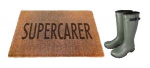 Supercarer doormat